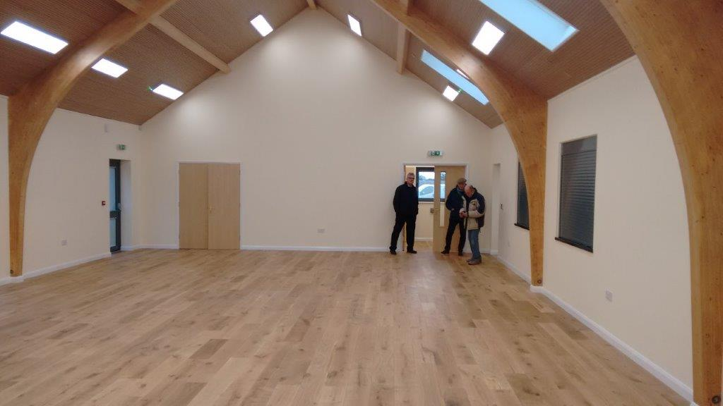 Village Hall -  Main Hall